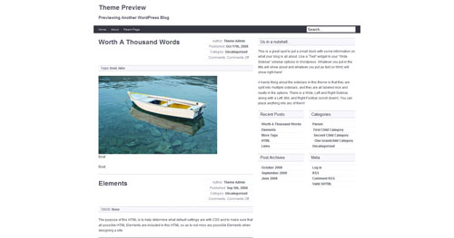 Magatheme WordPress Theme