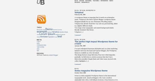 Purus WordPress Theme