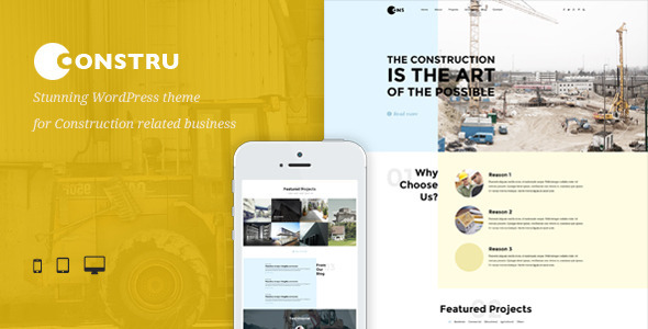 constru construction wordpress theme