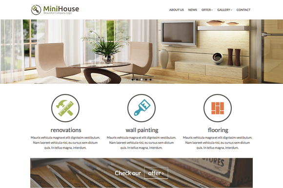 minihouse best for little business