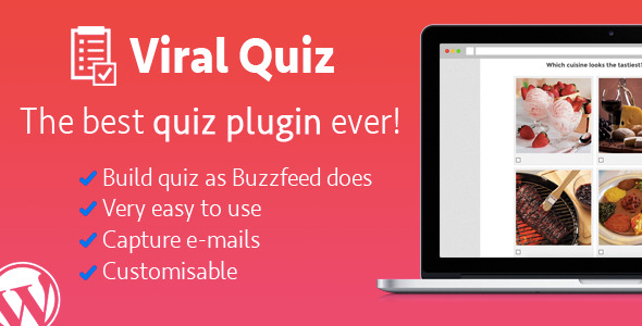 wordpress viral quiz buzzfeed quiz builder screenshot