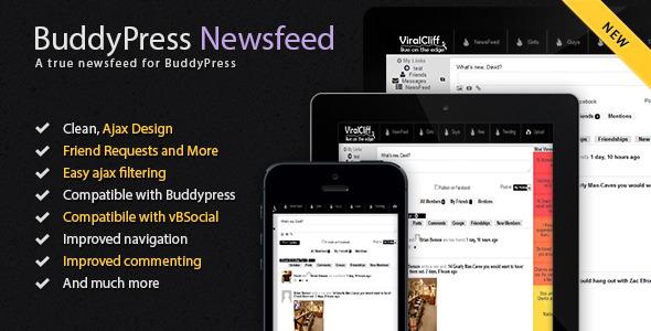 newsfeed screenshot