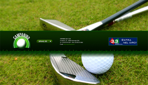 campanino golf club screenshot