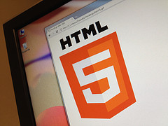 HTML5 photo