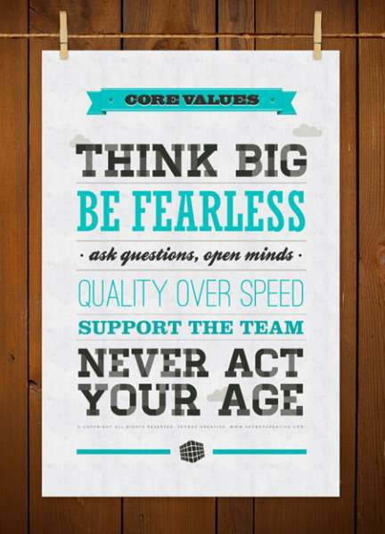 our core values principles that drive every little thing we do.html screenshot