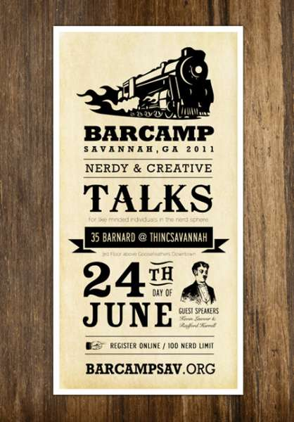 barcamp poster screenshot