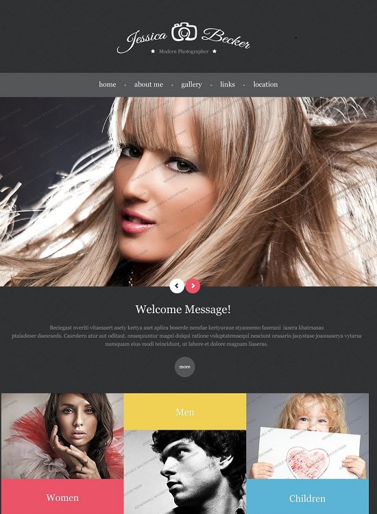 free bootstrap 3.0 html template