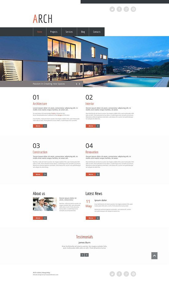 free theme that is website