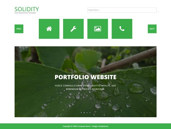 solidity website that is free