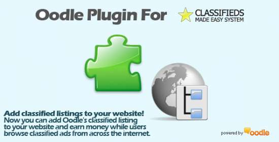 oodle classifieds plugin