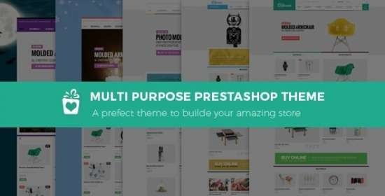 leo current responsive prestashop theme