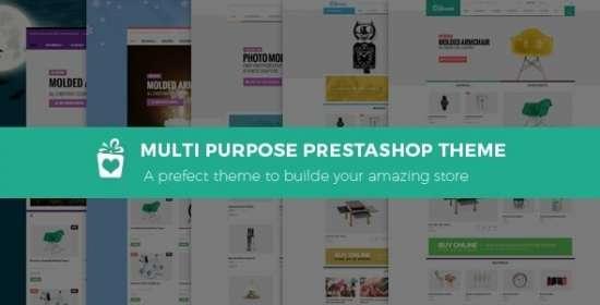 leo current responsive prestashop theme