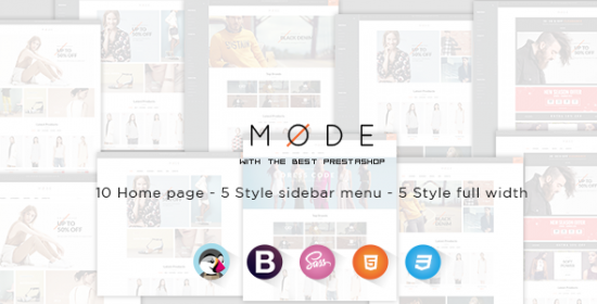 leo mode responsive prestashop theme