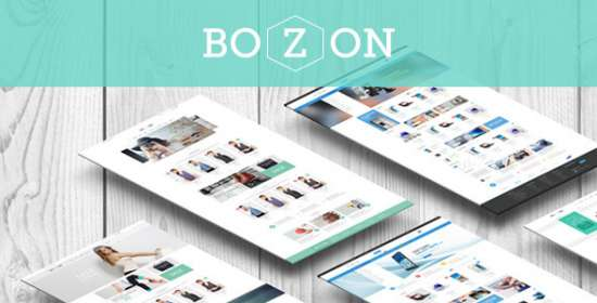 bozon responsive prestashop theme