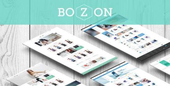 bozon responsive prestashop theme