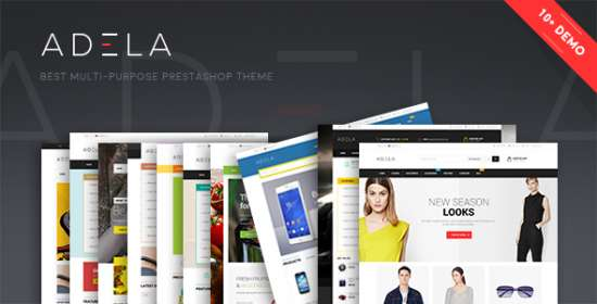 pts adela undoubtedly prestashop theme