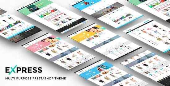 express multipurpose responsive prestashop theme