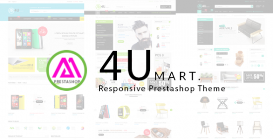 m4u multipurpose responsive prestashop