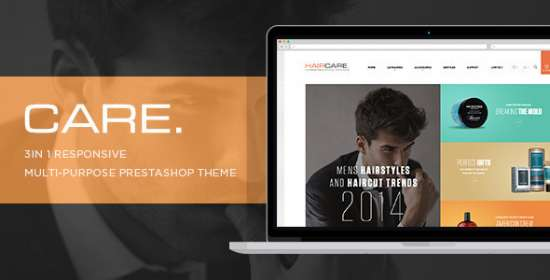 pts carestore prestashop themes