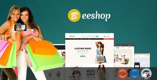 leo bee shop responsive prestashop theme