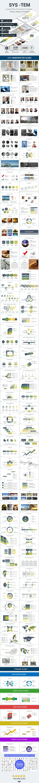 system google slides presentation template