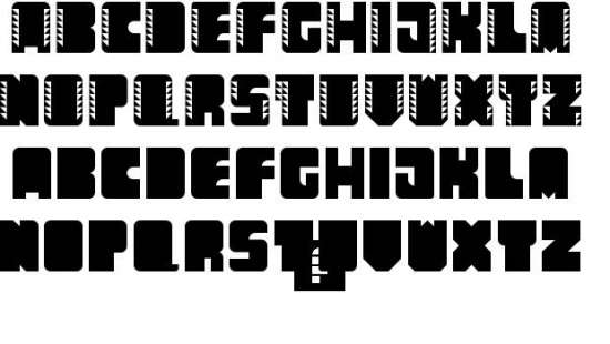 come callado groovy fonts