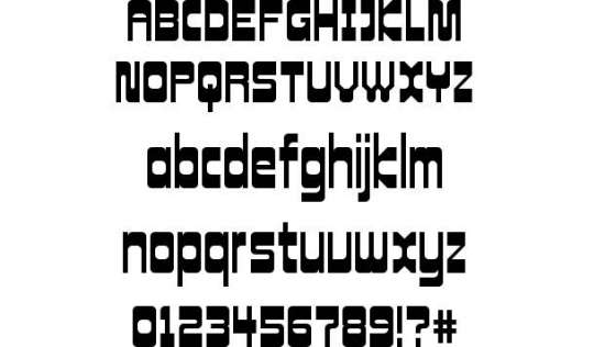 cowboy hippie pro groovy fonts