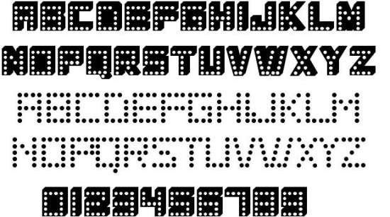 coloscobik groovy fonts