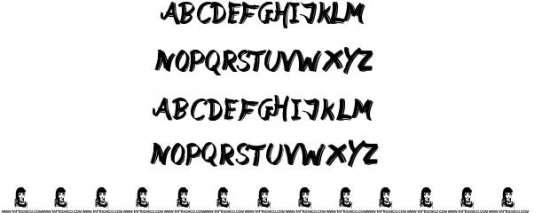 street wild groovy fonts