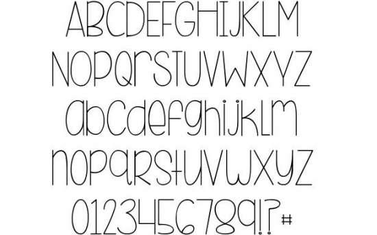 Kg Beneath Your Beautiful Handwritten Fonts