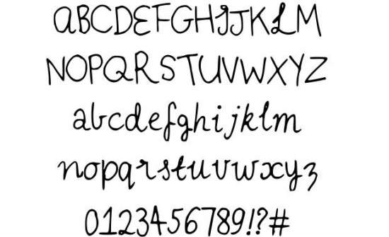 iys vintage dresses handwritten fonts