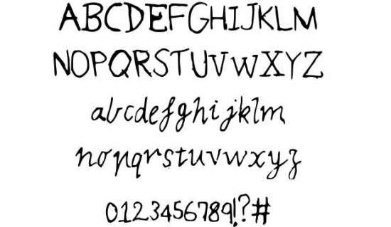 mqs magic handwritten fonts