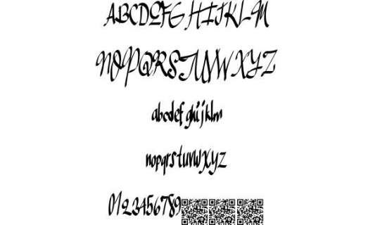 greater sales handwritten fonts