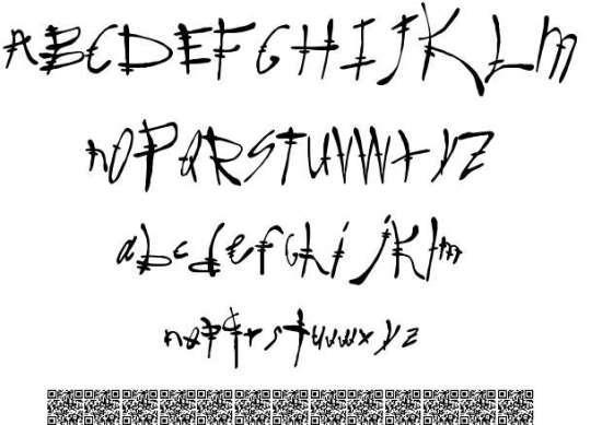 sure real handwritten fonts