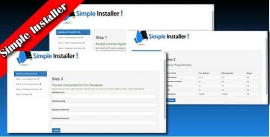 simple installer