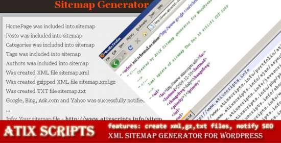 sitemap generator for wordpress google sitemap
