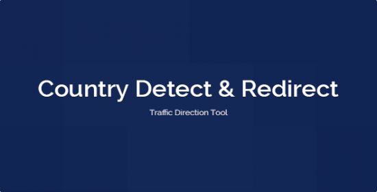 country detect redirect