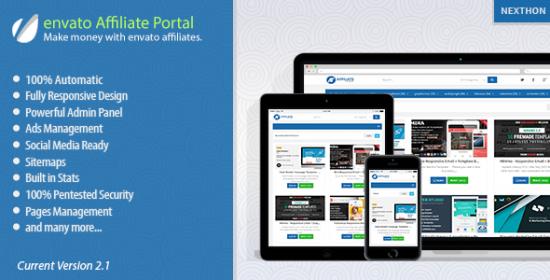 envato affiliate portal