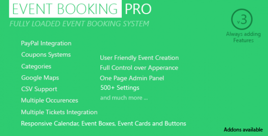 event scheduling pro wp plugin paypal or offline