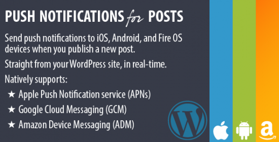 push notifications for articles